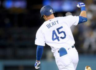Beaty win in the 9th