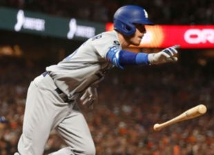 Bellinger drives in game-winning run, Dodgers advance to NLCS