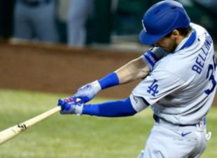 Dodgers blank D-backs