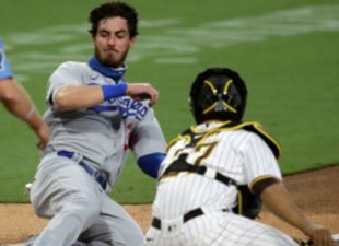 Dodgers come-from-behind, top Padres 5-2