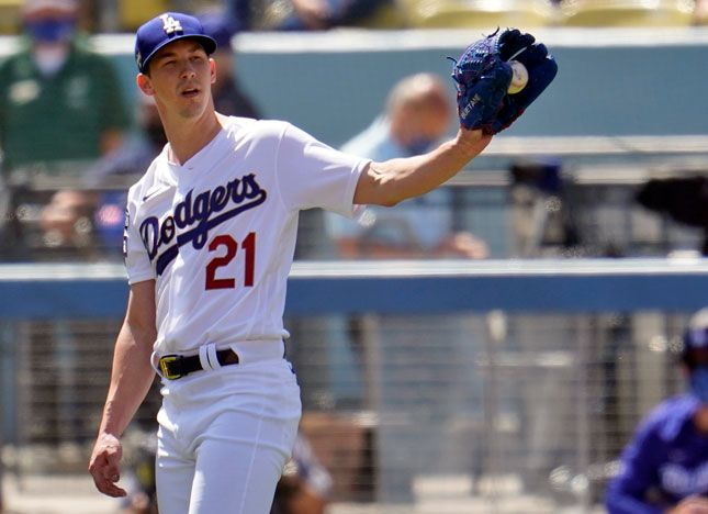 Buehler blanks Nationals