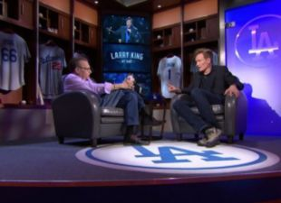 Dodgers hold place in Conan O'Brien's heart