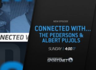 Connected With...The Pedersons & Albert Pujols
