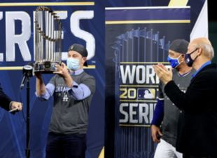 The WS Trophy Is Going Back to L.A