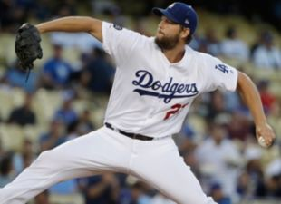 Kershaw passes Sandy Koufax