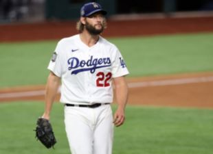 Kershaw, Dodgers take World Series Game 1