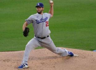 Kershaw shuts down Padres