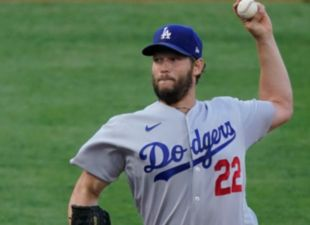 Five scoreless for Kershaw