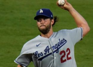 Kershaw Dominates Angels