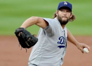 Kershaw Dominates Rockies