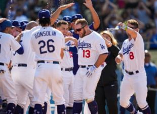 Dodgers End the First Half on a High Note