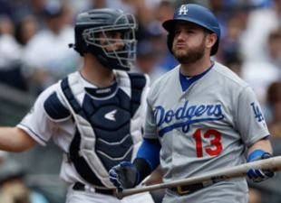 Dodgers Sweep the Padres