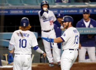 Muncy homers, Dodgers win back-to-back games