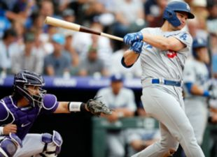 Dodgers defeat the Rockies 10-5
