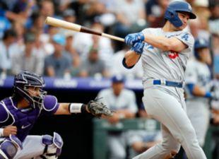 Dodgers defeat the Rockies 10-5
