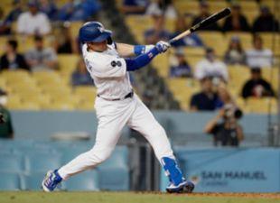 Pollock, Dodgers Snap Losing Streak