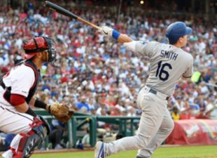 Smith, Dodgers beat the Nationals