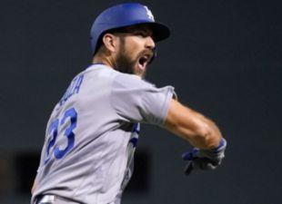 Souza goes deep, Dodgers win 3-0