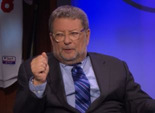 Larry King at Bat: Charley Steiner