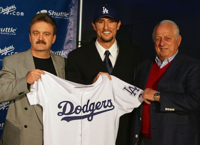 Nomar: 'No greater person than Tommy'