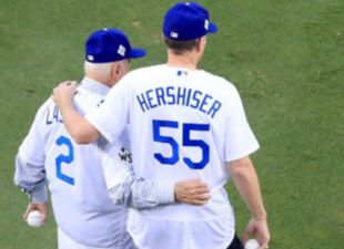 Hershiser Remembers Tommy Lasorda