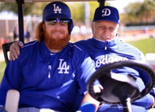 Turner Remember Tommy Lasorda