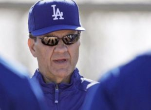 Torre on managing Dodgers: 'I had a ball'