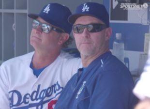 Tim Wallach aspires to be a manager