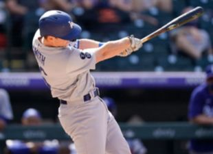 Will Smith Homers in Dodgers Win